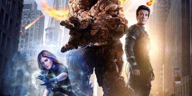 """Poster del film """"Fantastic 4 - I fantastici quattro"""""""