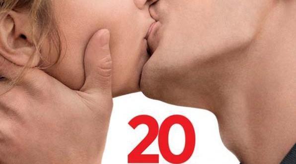 """Poster for the movie """"20 anni di meno"""""""