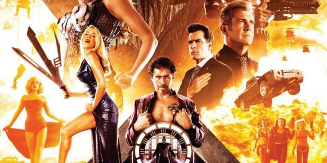 """Poster del film """"Machete Kills"""""""