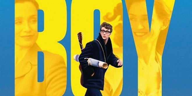 "Poster del film ""Nowhere Boy"""