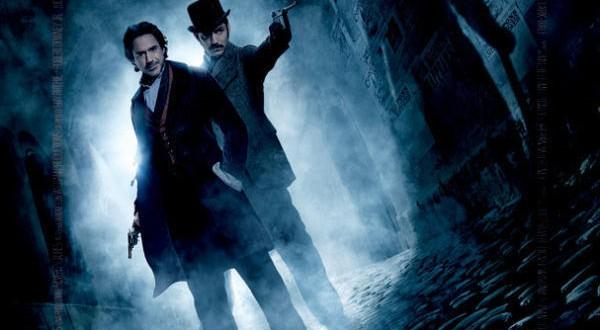 """Poster del film """"Sherlock Holmes - Gioco di ombre"""""""