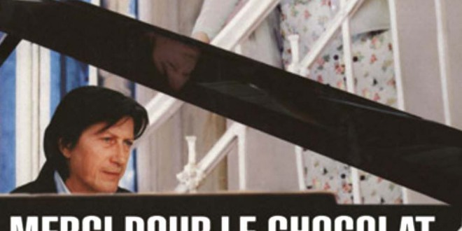 """Poster del film """"Grazie per la cioccolata"""""""