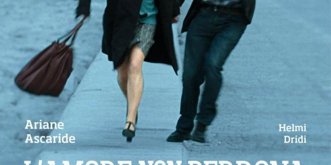 """Poster del film """"L'amore non perdona"""""""