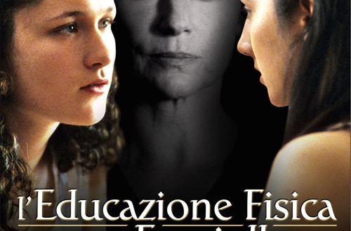 """Poster del film """"L'educazione fisica delle fanciulle"""""""