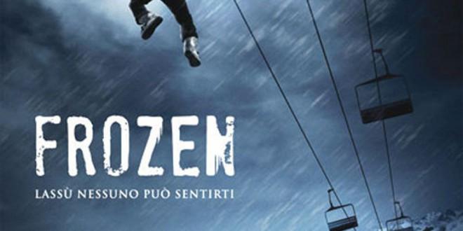 """Poster del film """"Frozen"""""""
