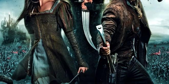 """Poster for the movie """"Biancaneve e il cacciatore"""""""