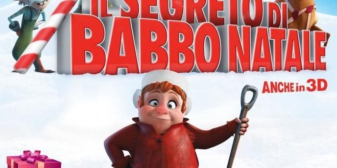 """Poster del film """"Il segreto di Babbo Natale"""""""