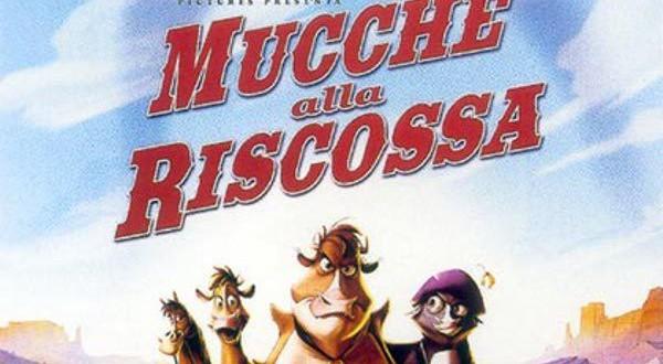 """Poster del film """"Mucche alla riscossa"""""""