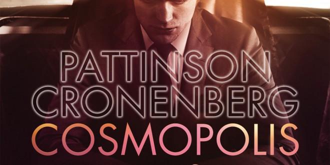 "Poster del film ""Cosmopolis"""