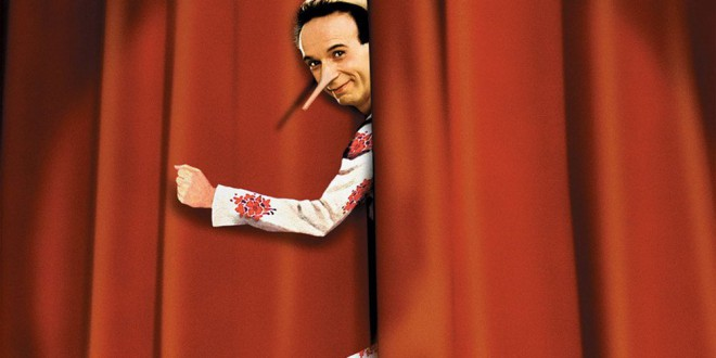 """Poster del film """"Pinocchio"""""""