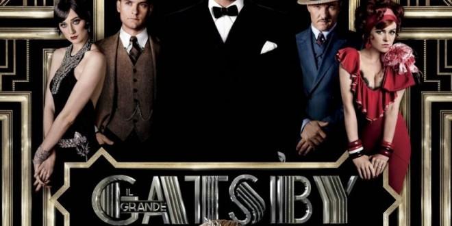 """Poster del film """"Il grande Gatsby"""""""