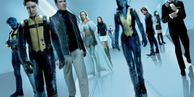 "Poster del film ""X-Men - L'inizio"""