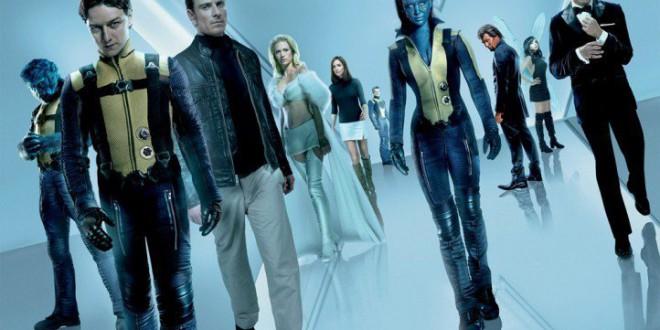 """Poster del film """"X-Men - L'inizio"""""""