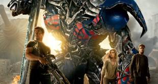 """Poster del film """"Transformers 4 - L'era dell'estinzione"""""""