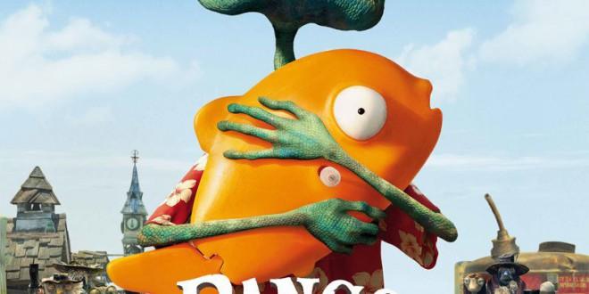 """Poster del film """"Rango"""""""