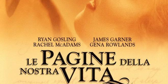 """Poster del film """"Le pagine della nostra vita"""""""