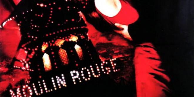 """Poster del film """"Moulin Rouge!"""""""