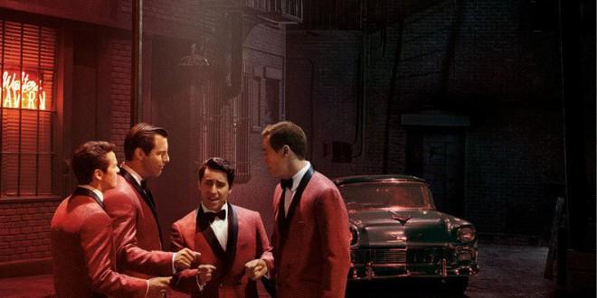 "Poster del film ""Jersey Boys"""