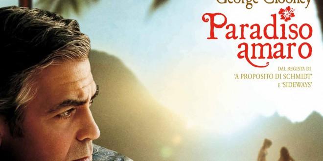 "Poster del film ""Paradiso amaro"""