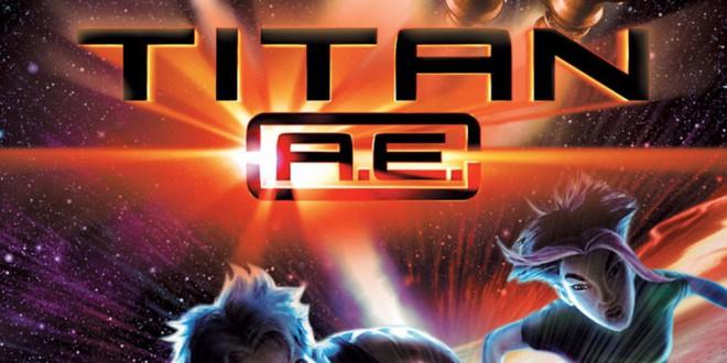 """Poster del film """"Titan A.E."""""""