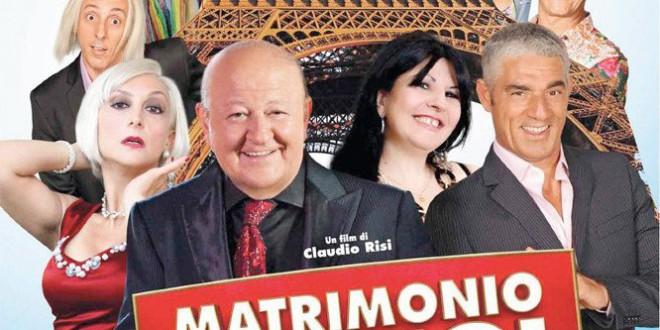 """Poster del film """"Matrimonio a Parigi"""""""
