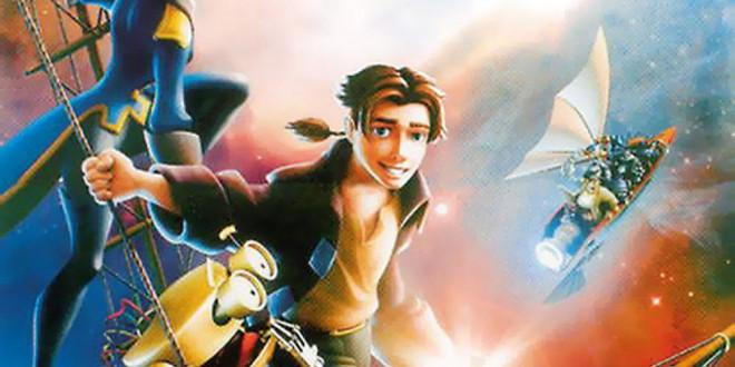 """Poster del film """"Il pianeta del tesoro"""""""