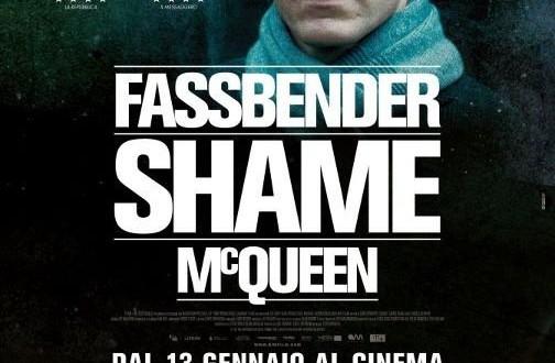 """Poster del film """"Shame"""""""