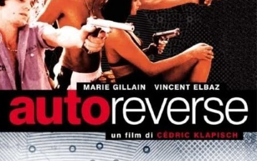 "Poster for the movie ""Autoreverse"""