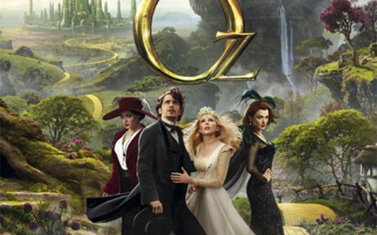 """Poster del film """"Il grande e potente Oz"""""""