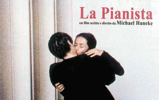 "Poster del film ""La pianista"""