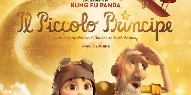 """Poster del film """"Il piccolo principe"""""""