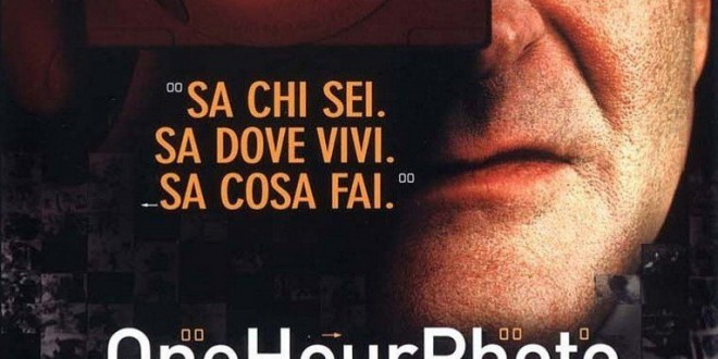 "Poster del film ""One Hour Photo"""