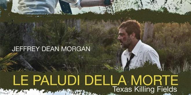 """Poster del film """"Le paludi della morte"""""""