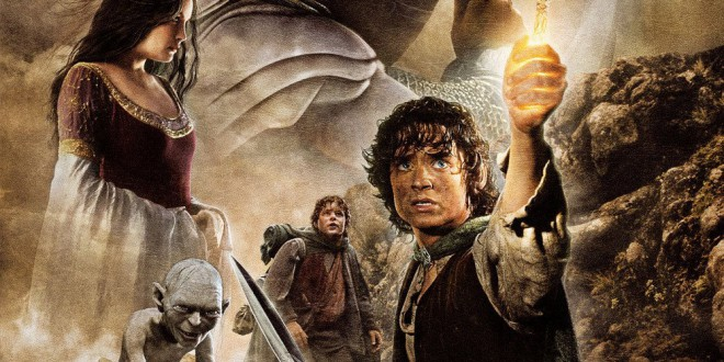 """Poster del film """"Il signore degli anelli - Il ritorno del re"""""""