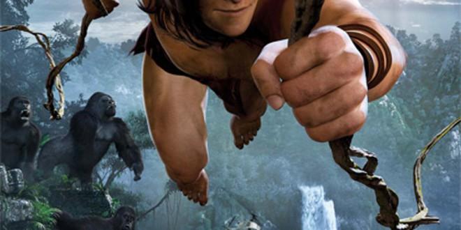 "Poster del film ""Tarzan"""