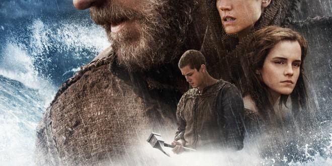 """Poster del film """"Noah"""""""