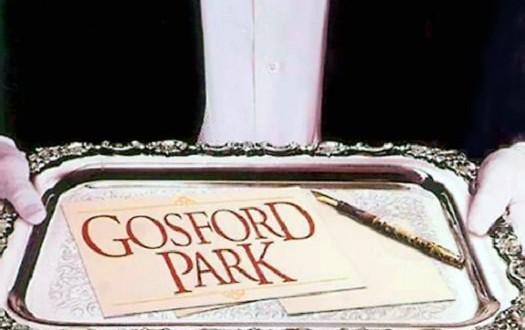"Poster del film ""Gosford Park"""