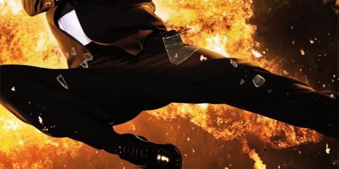 """Poster del film """"Johnny English - La rinascita"""""""