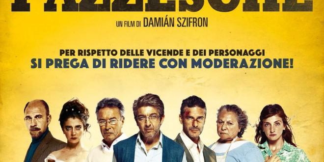 "Poster del film ""Storie pazzesche"""