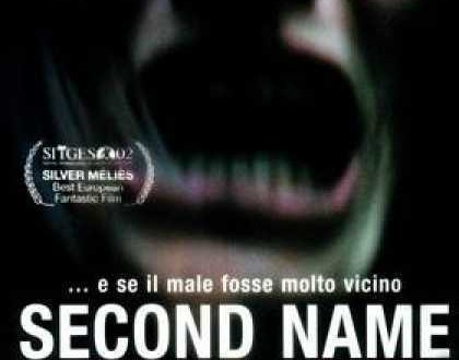 "Poster del film ""Second Name"""