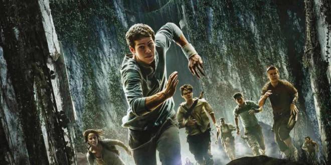 """Poster del film """"Maze Runner - Il labirinto"""""""