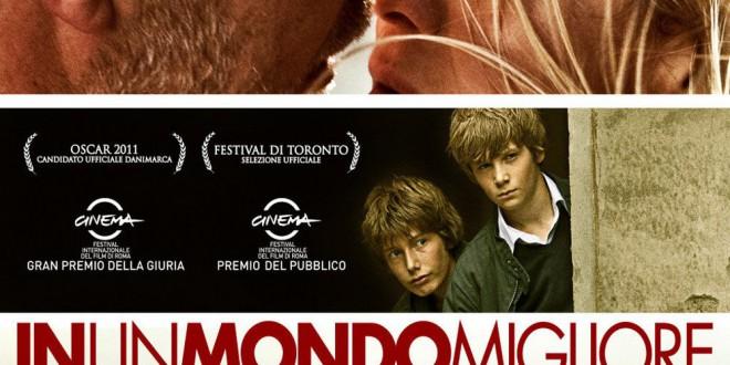 """Poster del film """"In un mondo migliore"""""""