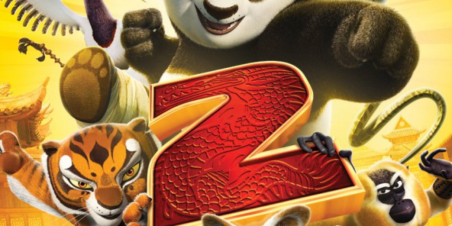 """Poster del film """"Kung Fu Panda 2"""""""