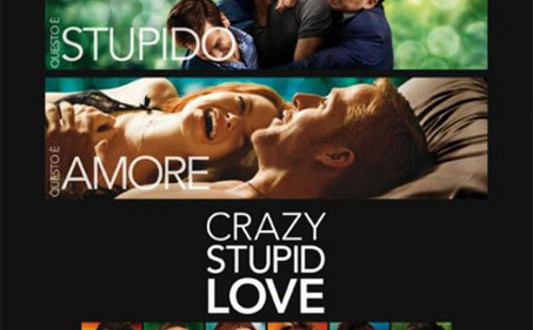 "Poster del film ""Crazy, Stupid, Love."""
