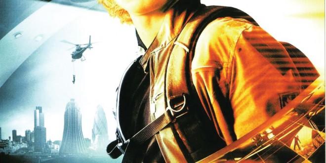 """Poster del film """"Alex Rider: Stormbreaker"""""""