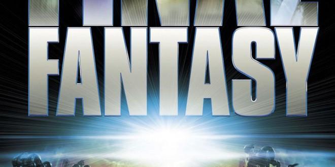 "Poster del film ""Final fantasy"""