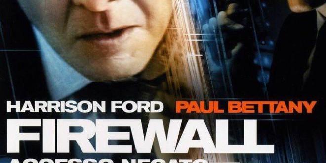 """Poster del film """"Firewall - Accesso negato"""""""