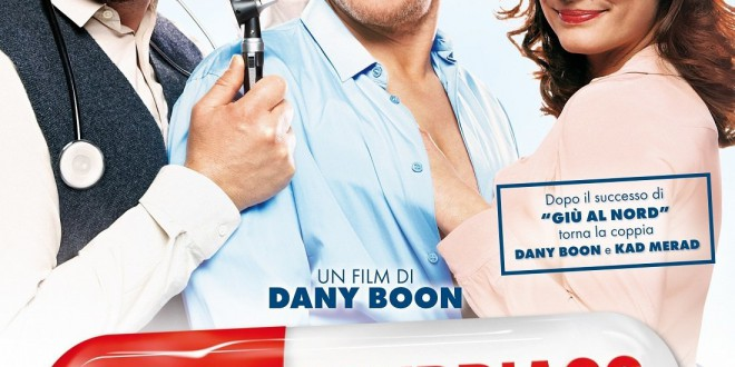 """Poster del film """"Supercondriaco - Ridere fa bene alla salute"""""""