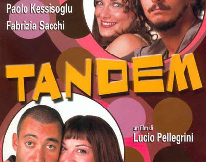 """Poster del film """"Tandem"""""""