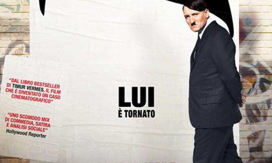"""Poster del film """"Lui è tornato"""""""